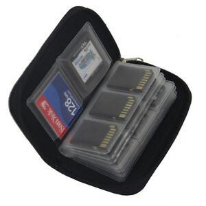 🟡SD2 Speicherkarten Schutz Tasche Micro SD SDHC Tasche Case Box Etui Hülle 🟡
