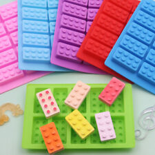 Building Bricks Construction Blocks Silicone Mould Chocolate Fondant Jelly Mold