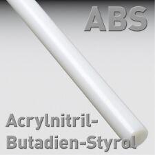Die Kunststoff-Kiste - 10 verschiede Polymere ⌀8 x 100mm Rundstange Rundstäbe