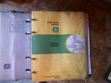 John Deere 2500 Series 2510 Tractor Shop Service Repair Technical Manual SM-2070