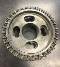 Large B.E.S Carbide Face Mill - 32 Carbide Bit Slots