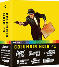 Columbia Noir 1 (UK IMPORT) BLU-RAY NEW