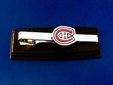 Montreal Canadiens Tie Bar Hockey Tie Clip Gift Idea