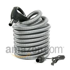 NEW!! Central Vacuum 35 ft 3-way Pigtail/Corded Electric Hose-BEST IN THE MARKET