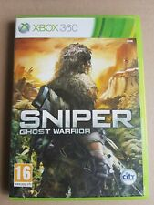 Sniper: Ghost Warrior (Xbox 360 Game -