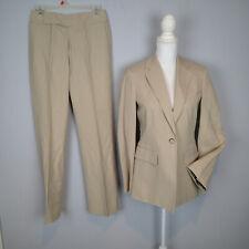 Banana Republic, Pant Suit,womens Size 2/4 blazer jacket career work office w5
