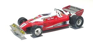 1/72 Dydo Hot Wheels F1 FERRARI 312 T2 #1 LAUDA  diecast car model