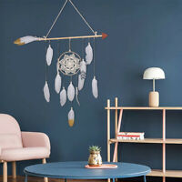 Handmade Dream Catcher with Feathers Wall Car Hanging Decor Ornament Craft Gift