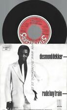 "7""  Desmond Dekker – Rude Boy Train"