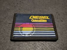 RARE VINTAGE DIESEL COMPETITION WALLET NEVER USED