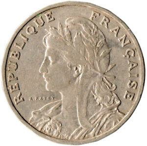 COIN / FRANCE / 25 CENTIMES 1904   #WT1777