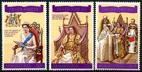 Mauritius 1977 Silver Jubilee MNH Set #R336