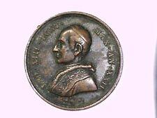 LEO XIII bronze medal, MCM (1900)