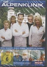Die Alpenklinik DVD NEU Erol Sander Anica Dobra Maximilian Schell 89 Minuten