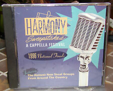 Harmony Sweepstakes A Cappella Festival: 1996 National Finals