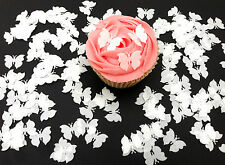 150 commestibili Bianco Farfalle TASTINI WAFER decorazioni per cupcake