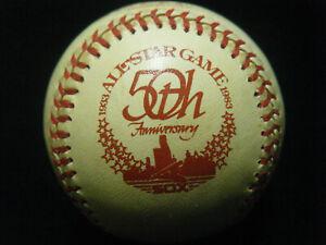 1983 50th All Star Game Chicago White Sox  Rawlings baseball