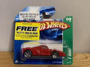 Hot Wheels Treasure Hunt. Enzo Ferrari. 2007 T Hunt.