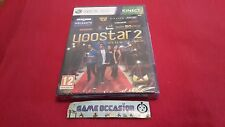 YOOSTAR 2 IN THE MOVIES / XBOX 360 PAL NEW IN BLISTER PACKS