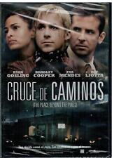 Cruce de caminos (The Place Beyond the Pines) (DVD Nuevo)