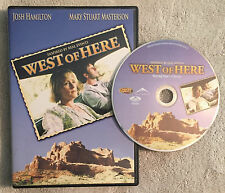 West Of Here 2002 (DVD OOP R1) Mary Stuart Masterson Josh Hamilton