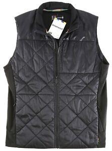 Smartwool Mens Black Smartloft 120 Vest Size XL 82137