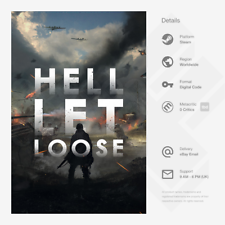 Hell deja suelto (PC) - Llave de vapor [] global