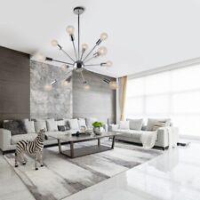 12-Lights Industrial Chandelier Ceiling Pendant Lighting Hanging Modern Fixtures