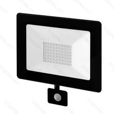 LED Flood Light PIR Motion Photocell Sensor 4500lm Security Garden Lightning