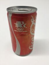 Coca-cola 1980 L.A OLYMPICS Committee can