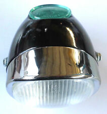 Headlight Oval Eierlampe 110mm Painted Black Puch Maxi + x 30 Moped & Moped