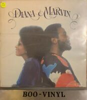 MARVIN GAYE & DIANA ROSS Diana And Marvin (Gatefold Vinyl LP) Tamla 5001 Ex