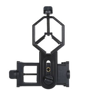 1* 25-48mm Phone Mount Bracket Stand Kit For Telescope Spotting Scope Monoculars