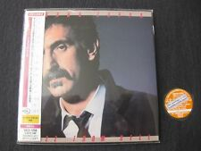 FRANK ZAPPA, Jazz From Hell, Japan CD Mini LP, VACK-1258, with original sticker