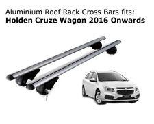 Aluminium Roof Rack Cross Bars fits Holden Cruze Wagon 2016 Onwards