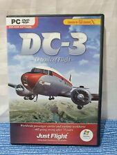 DC-3 Legends of Flight ~ MICROSOFT FLIGHT SIMULATOR X FSX Add-on