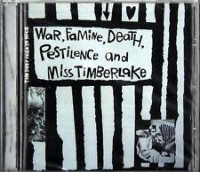 The Deep Freeze Mice - War,Famine,Death,Pestilence And Miss Timberlake (CD 2003)