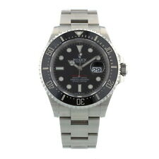 Rolex Sea Dweller 126600 50th Anniversary 43mm Black Dial Box and Papers 2019