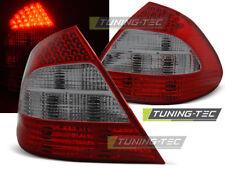 LED FAROS TRASEROS para mercedes w211 clase e 03.02-04.06 rojo Smoke LED