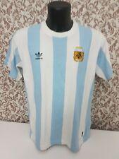 camiseta shirt  vintage futbol selección argentina talla M