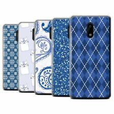 Blue Silicone/Gel/Rubber Mobile Phone Cases, Covers & Skins for Nokia 6