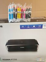CANON PIXMA IP7250 IP-7250 WLAN DUPLEX CD/DVD Tinten Drucker inkl.10 XL Tinten