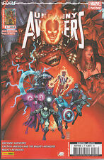 UNCANNY AVENGERS N° 8 Marvel NOW France 2EME SERIE Panini comics
