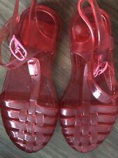 Gap Jelly Sandals  10uk