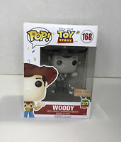 Funko Pop Disney Pixar Toy Story Woody #168 Box Lunch Exclusive Vinyl Figurine