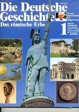 Die Deutsche Geschichte, Rüdiger Proske, Begleitmaterial von SAT1, 15 Hefte