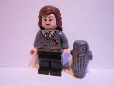 Lego Harry Potter HERMIONE GRANGER minifigure lot 4738 4842 100% REAL LEGO