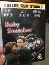 Baby Snatcher region 1 DVD (1992 David Duchovny true story drama tv movie) rare
