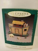 VTG Hallmark Keepsake Ornament Noah's Ark Christmas 1994 QX4106 Special Edition