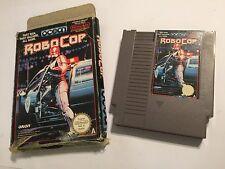 ROBOCOP NINTENDO ENTERTAINMENT SYSTEM NES UK PAL GAME ROBOCOP (1) +TATTY BOX